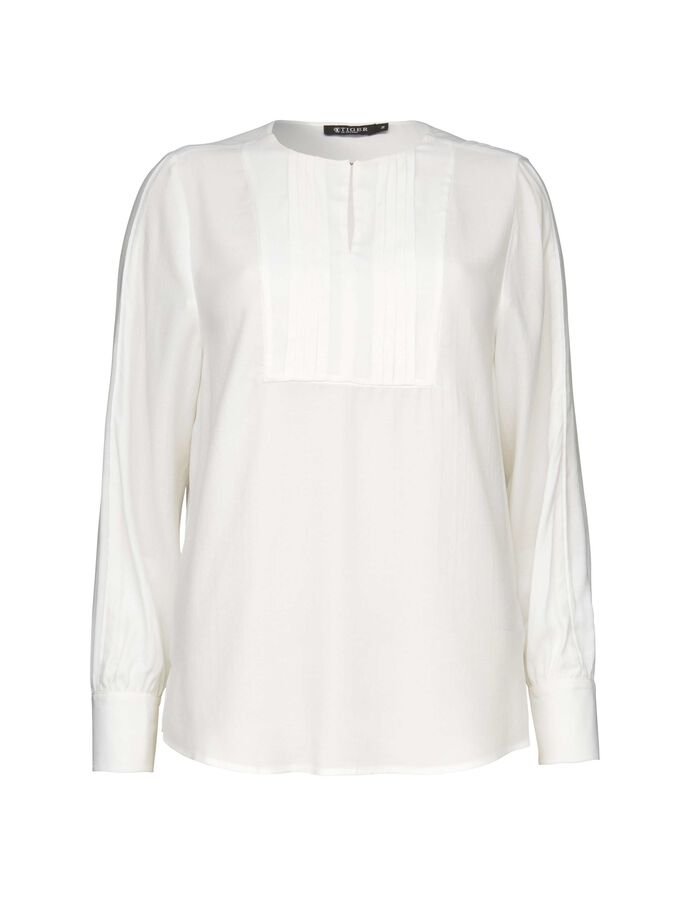 AYN BLOUSE in Star White from Tiger of Sweden