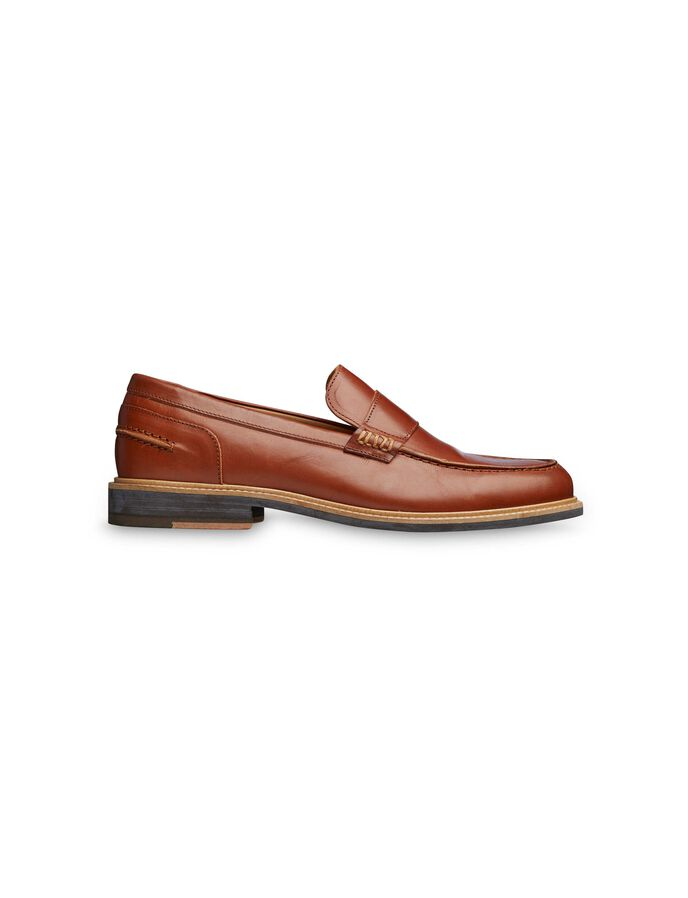 CEVIN LOAFER in Cognac from Tiger of Sweden