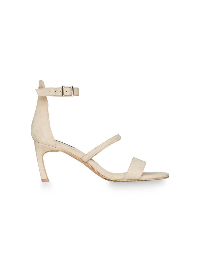 NEXOE SANDAL in Light Taupe from Tiger of Sweden