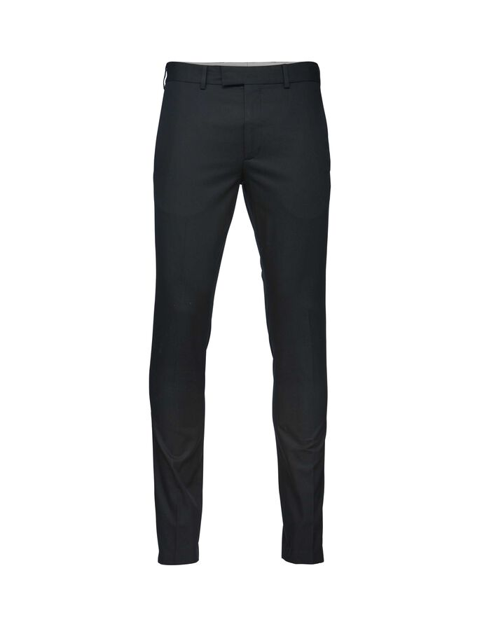 Euan chinos in Black from Tiger of Sweden