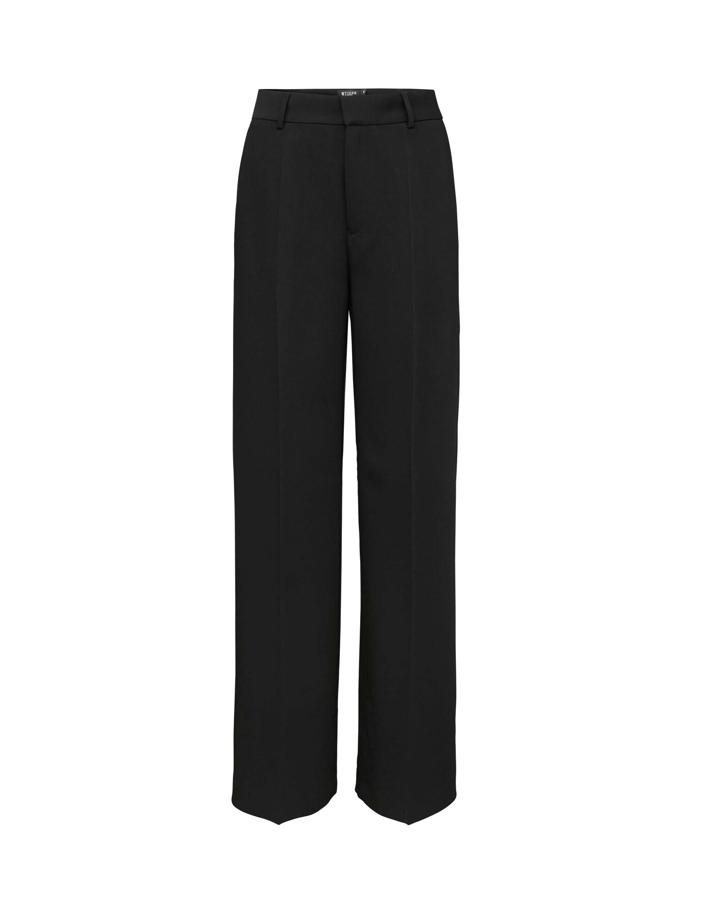FLORALIS TROUSERS in Night Black from Tiger of Sweden