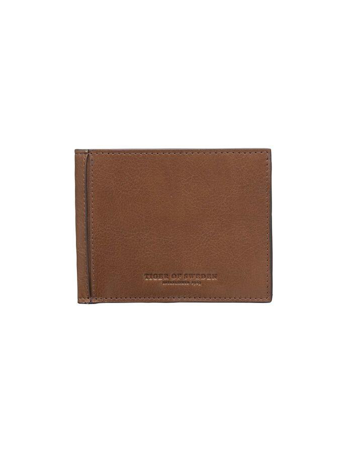 CHRIS wallet in Cognac from Tiger of Sweden