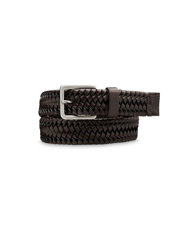 ILMONI BELT in Dark Brown from Tiger of Sweden