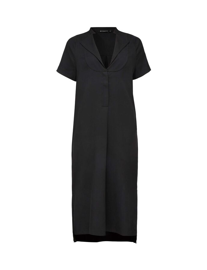 MARJAN DRESS in Midnight Black from Tiger of Sweden