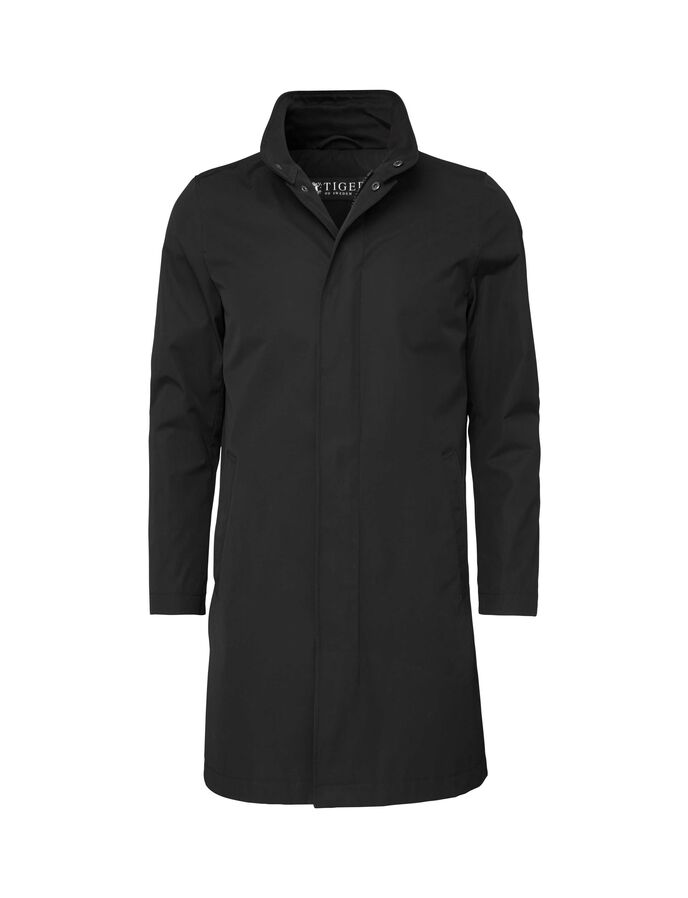 EGAL 5 COAT in Black from Tiger of Sweden