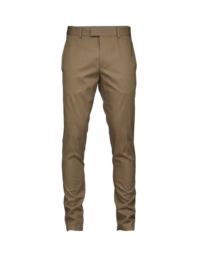 Euan chinos in Cement from Tiger of Sweden