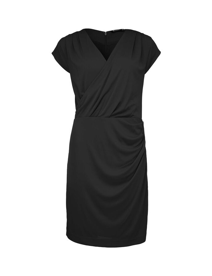 KASHI DRESS in Midnight Black from Tiger of Sweden