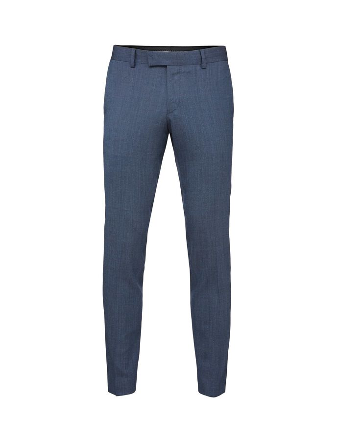 Gordon trousers in Outer Blue from Tiger of Sweden