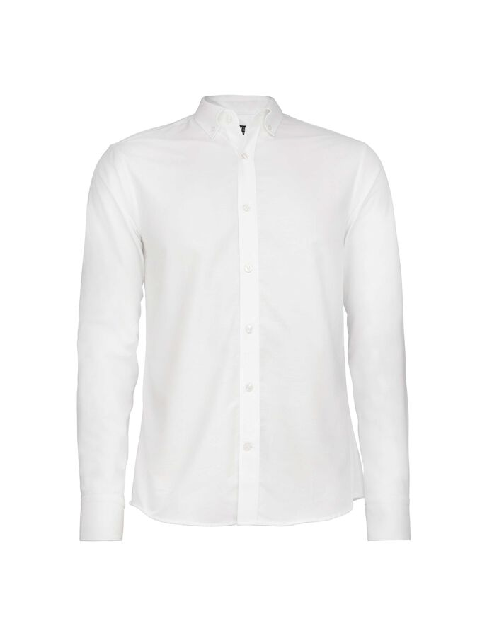 DONALD SHIRT in White from Tiger of Sweden