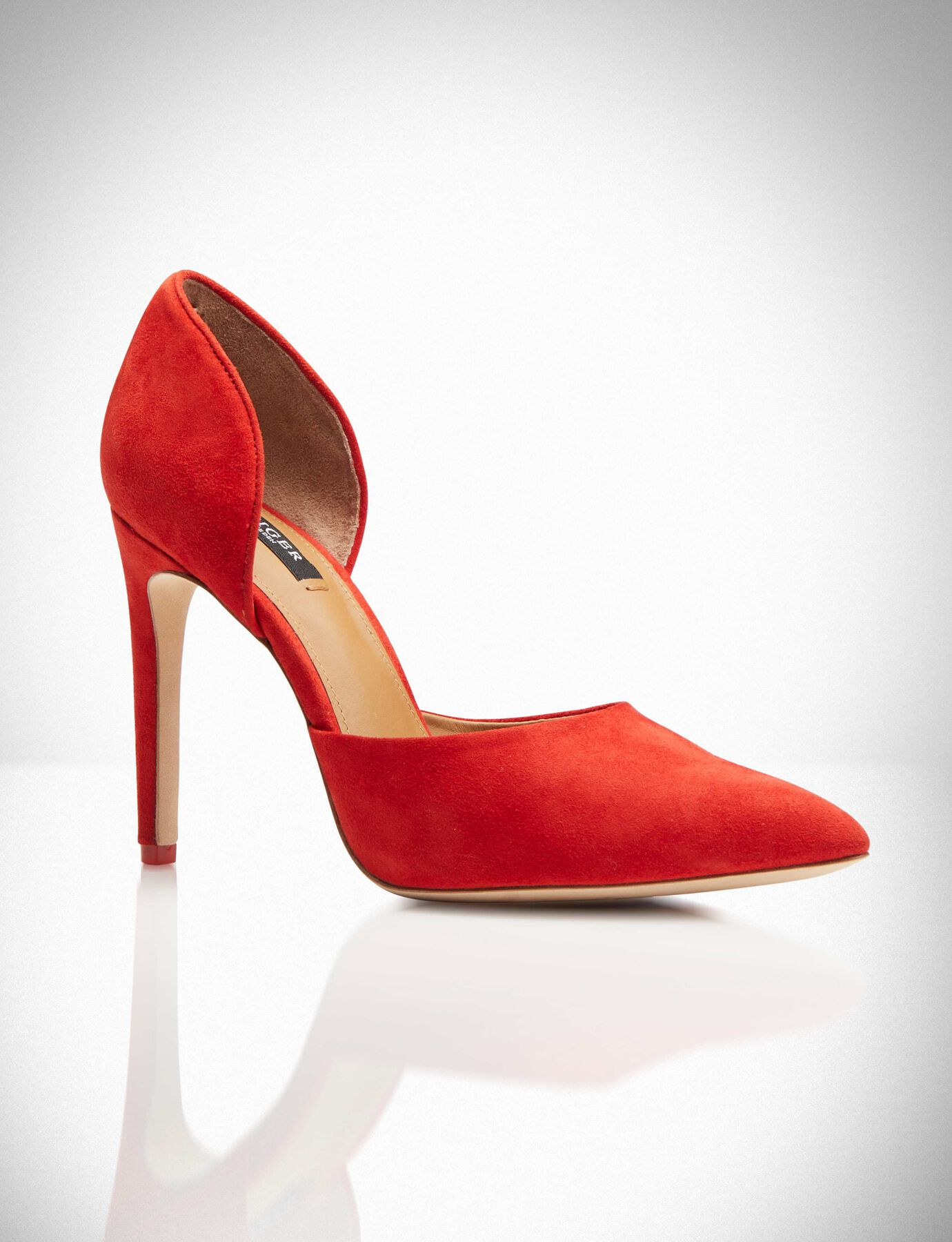 BOROUGH S PUMPS  in Lipstick Red from Tiger of Sweden