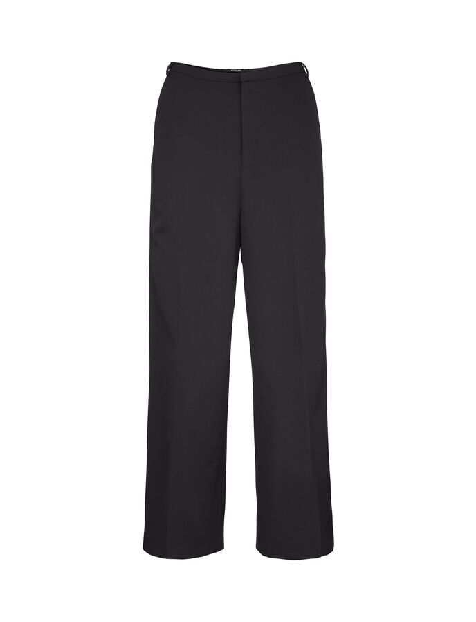 Orida 3 trousers in Night Black from Tiger of Sweden