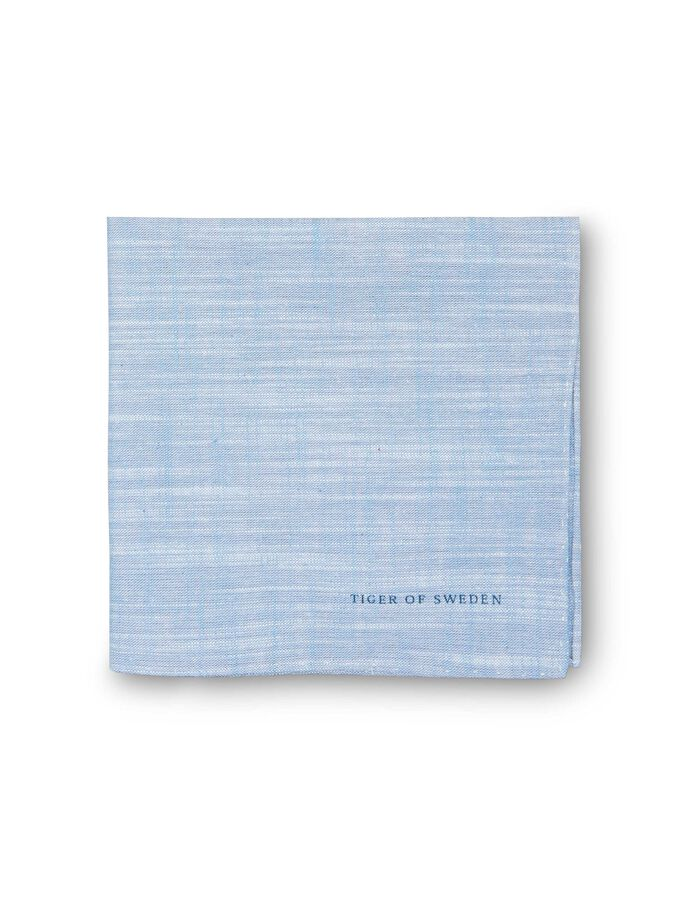 DENIMO HANDKERCHIEF in Blue from Tiger of Sweden