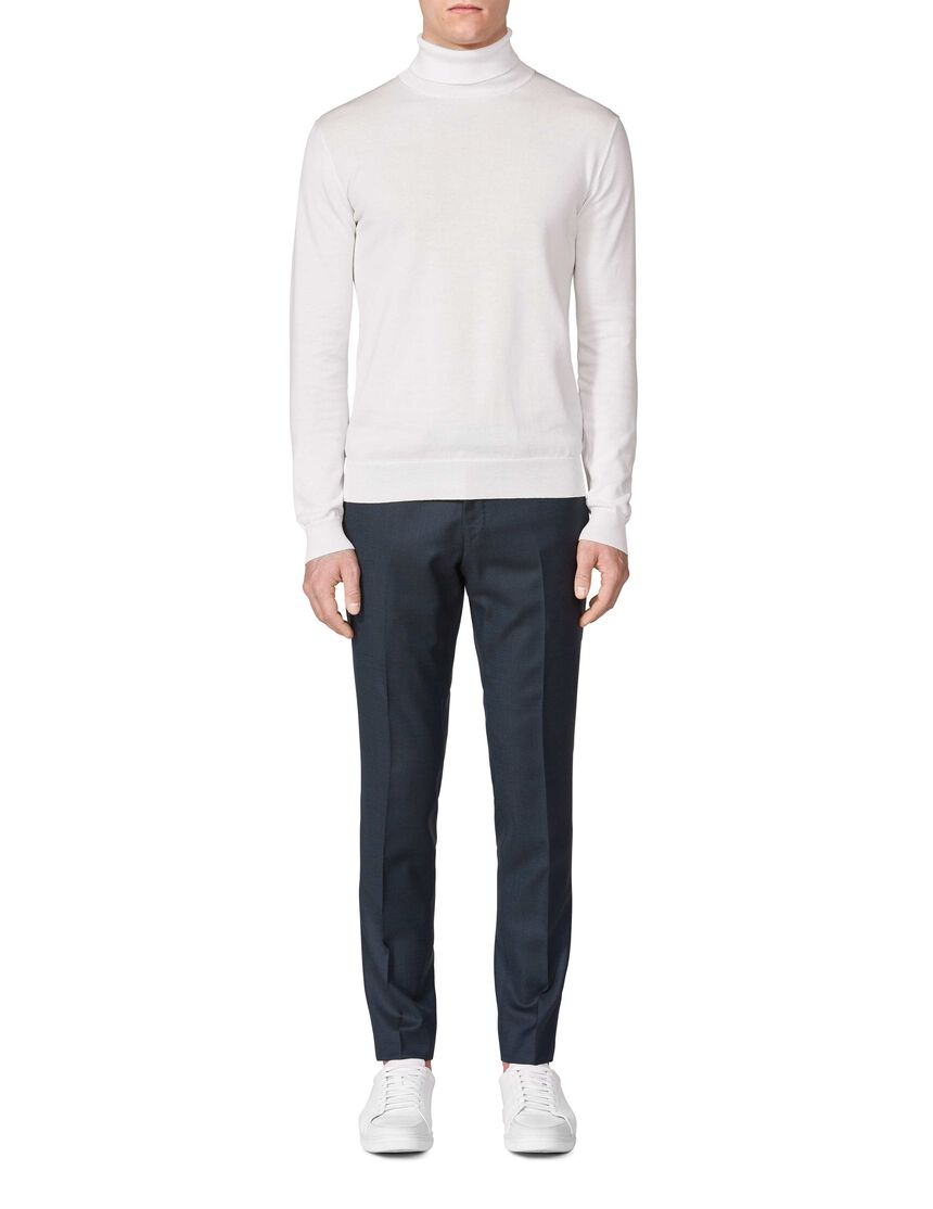 Visavi pullover in Pure white from Tiger of Sweden