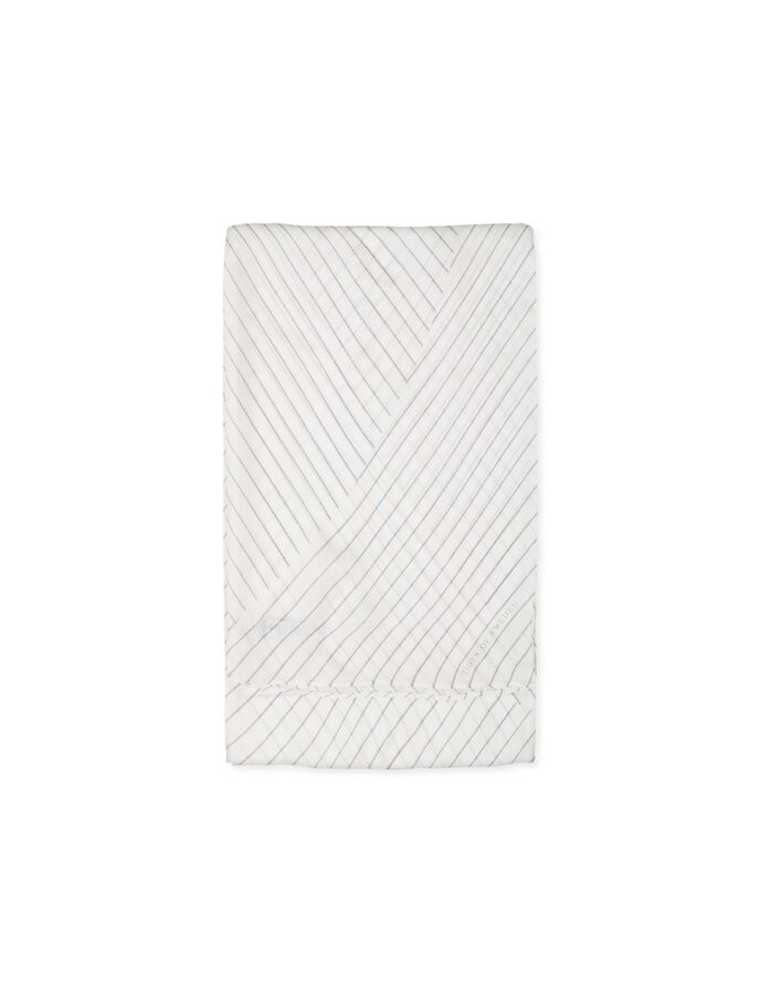 AXBRINI SCARF in Pure white from Tiger of Sweden
