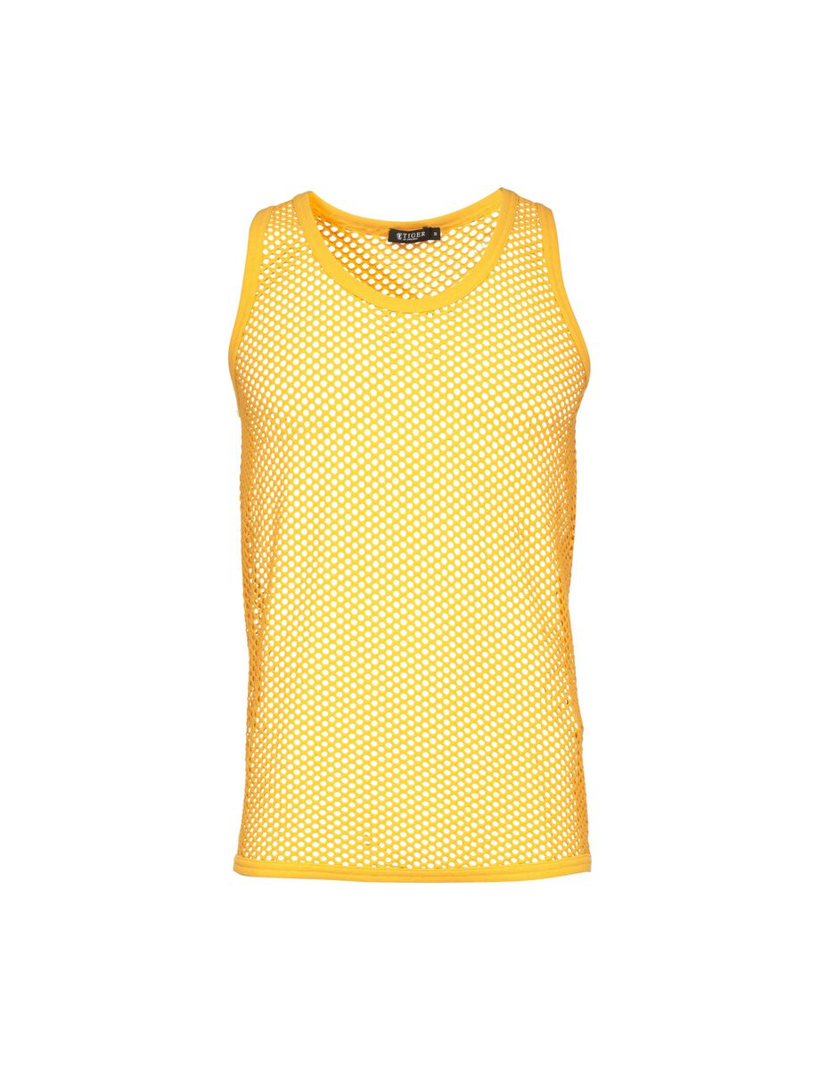 CAULEY TANK in Super Lemon from Tiger of Sweden