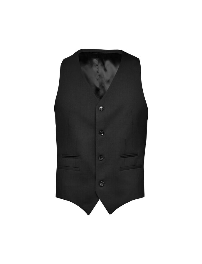 Jeds waistcoat in Black from Tiger of Sweden