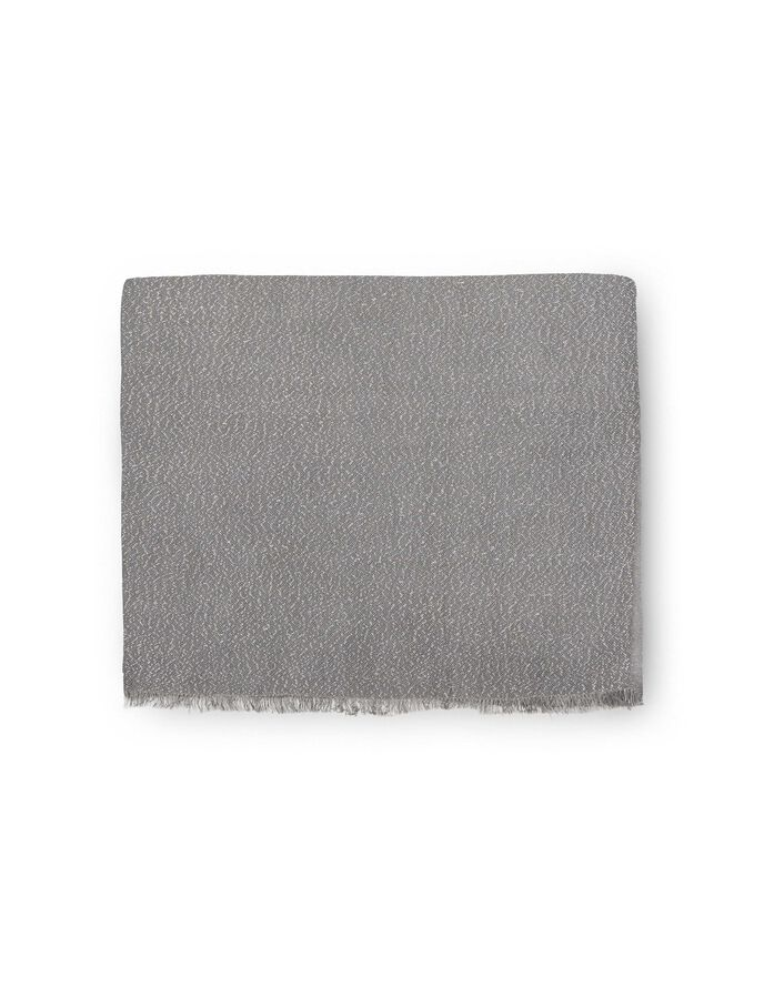 CHINGFORD SCARF in Pewter from Tiger of Sweden