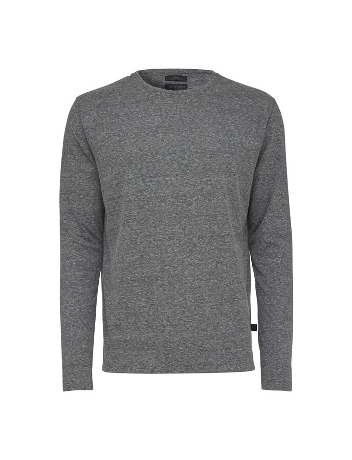 PAC T-SHIRT in Grey melange from Tiger of Sweden