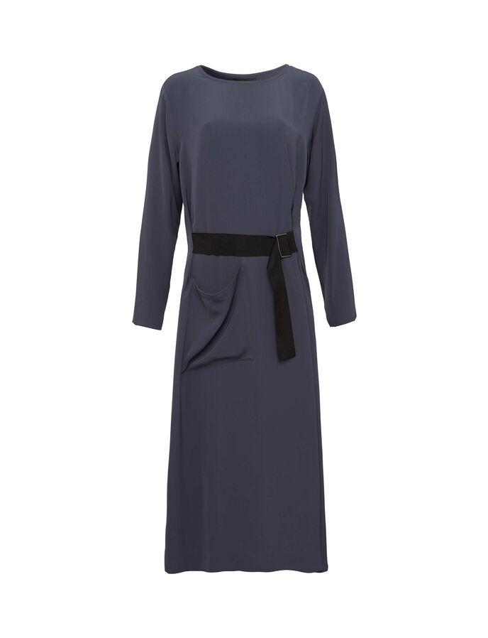 SIDRA DRESS in Odyssey Grey from Tiger of Sweden