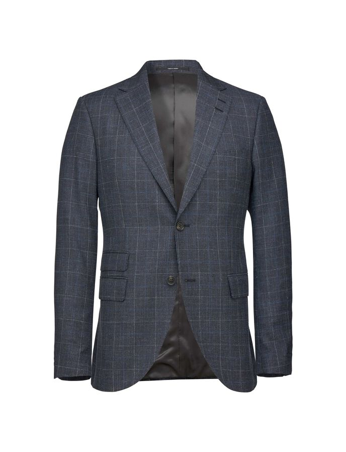 BARRO Blazer in Mist Blue from Tiger of Sweden