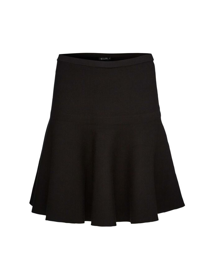 TALAZ SKIRT in Midnight Black from Tiger of Sweden