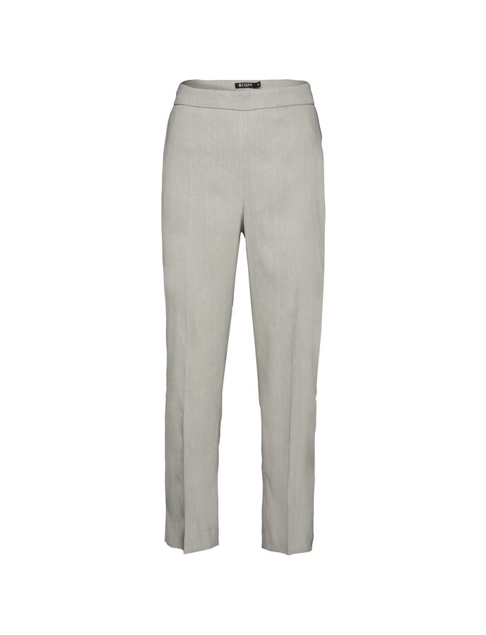 BOUTIS TROUSERS in Sleet from Tiger of Sweden