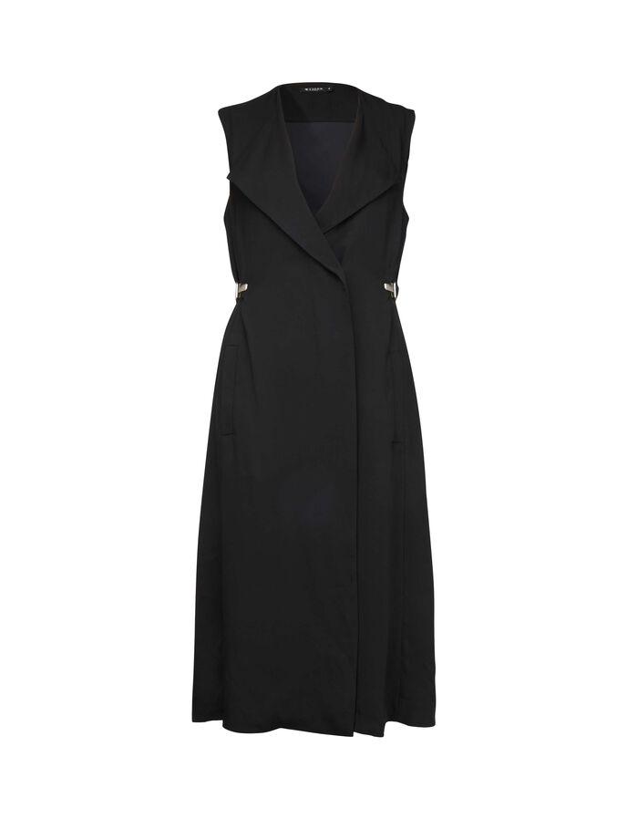 LALITA DRESS in Midnight Black from Tiger of Sweden