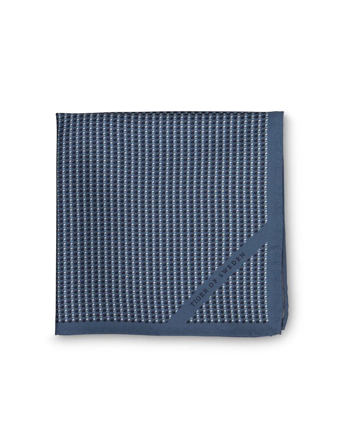 FAVEN HANDKERCHIEF in Mist Blue from Tiger of Sweden