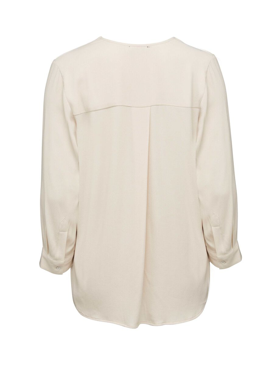 Mere shirt in Crystal Grey from Tiger of Sweden