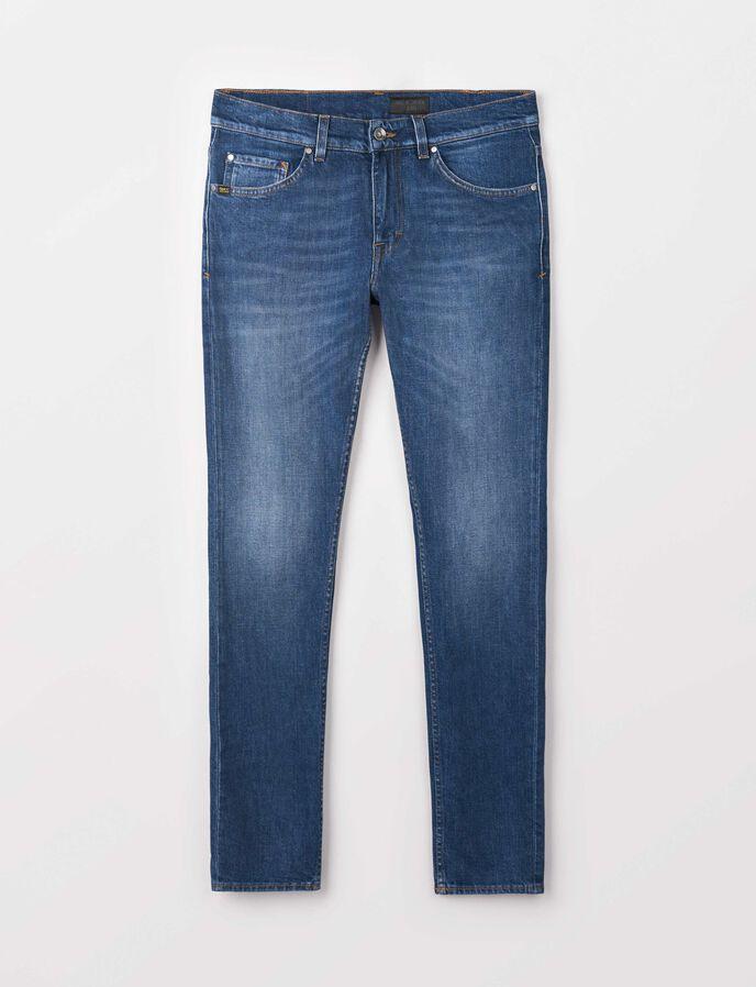 Evolve jeans in Medium Blue from Tiger of Sweden