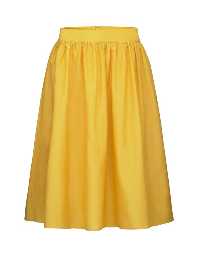 PINKY SKIRT in Yellow from Tiger of Sweden