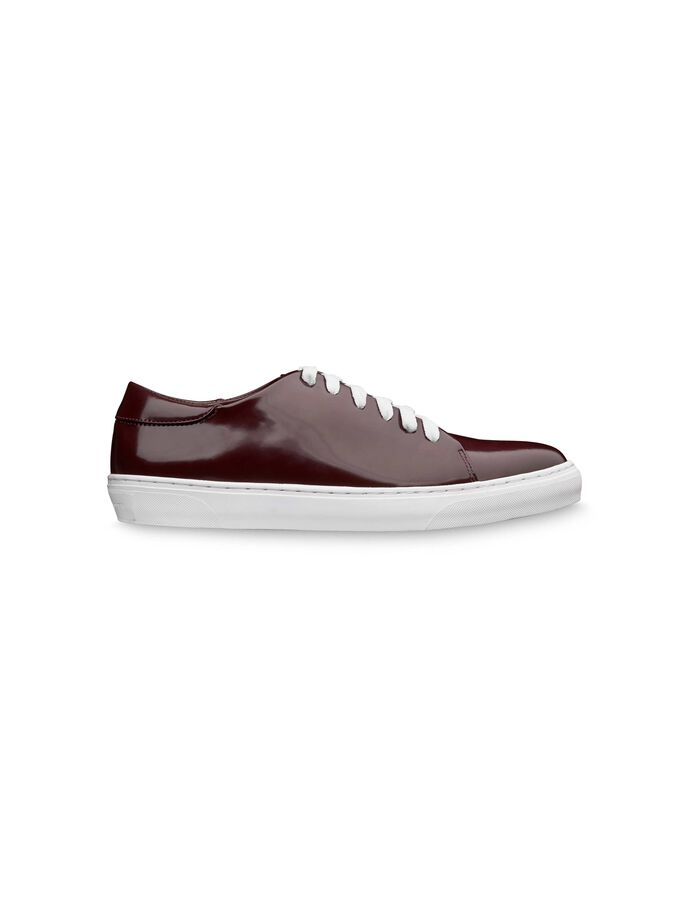 Yvelle Po Sneakers in Oxblood from Tiger of Sweden
