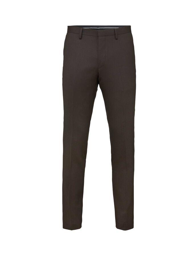 Matte trousers