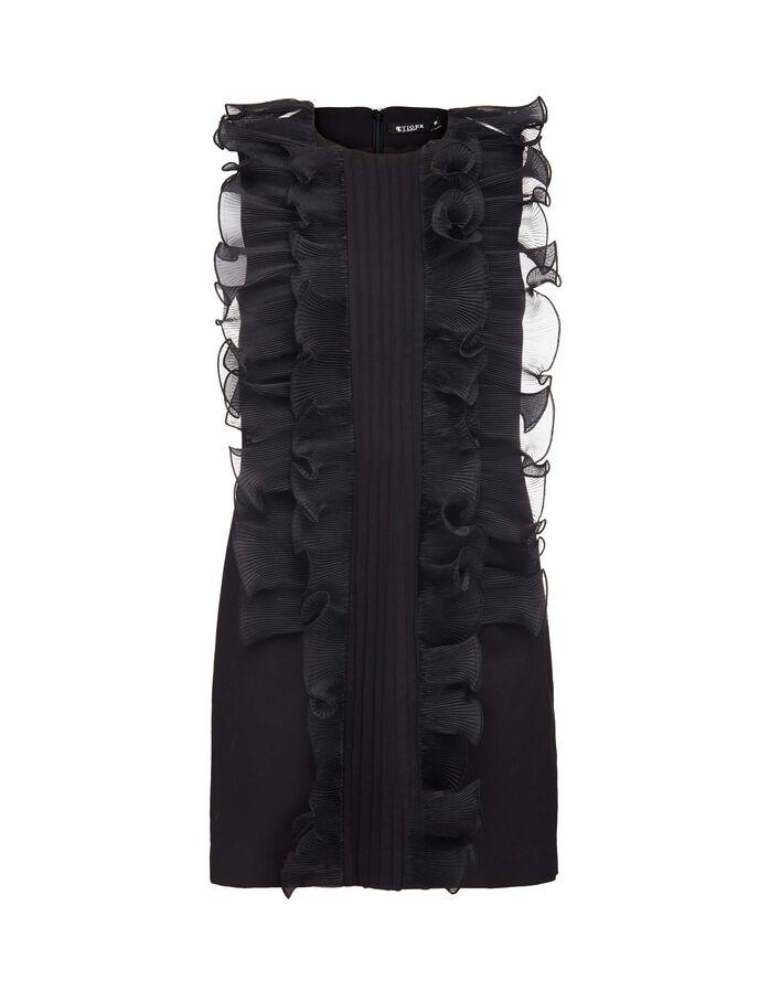 PHILOS DRESS in Midnight Black from Tiger of Sweden