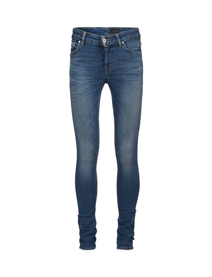 SLIGHT JEANS in Medium Blue from Tiger of Sweden