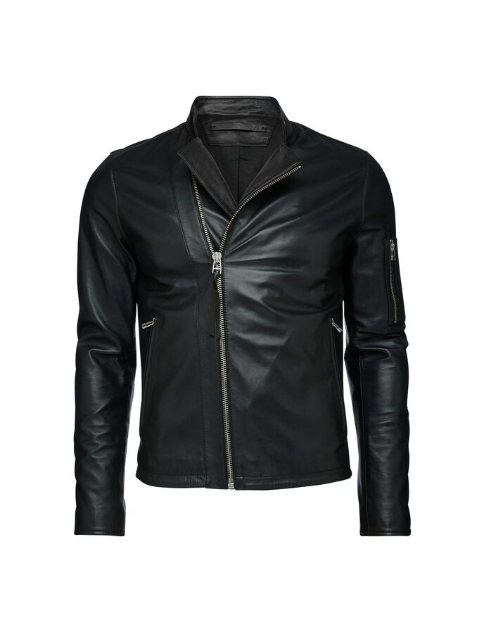 Rikki leather jacket