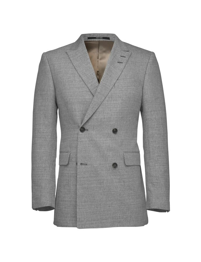 BRETTON BLAZER in Iron Gate from Tiger of Sweden