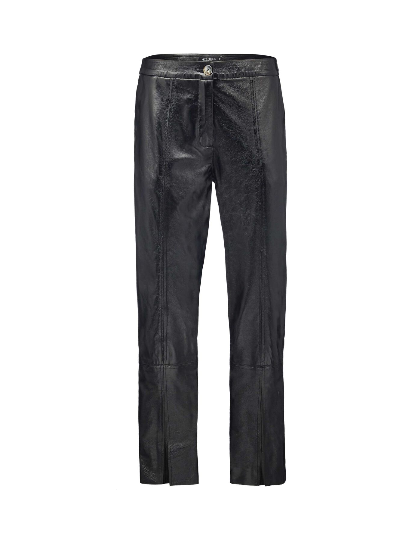 SOL TROUSERS in Midnight Black from Tiger of Sweden