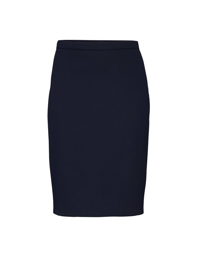Braya skirt in Peacoat Blue from Tiger of Sweden