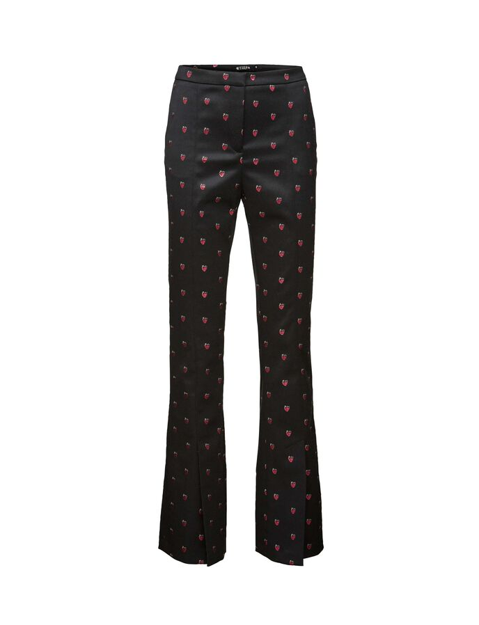 STARR J TROUSERS in Midnight Black from Tiger of Sweden