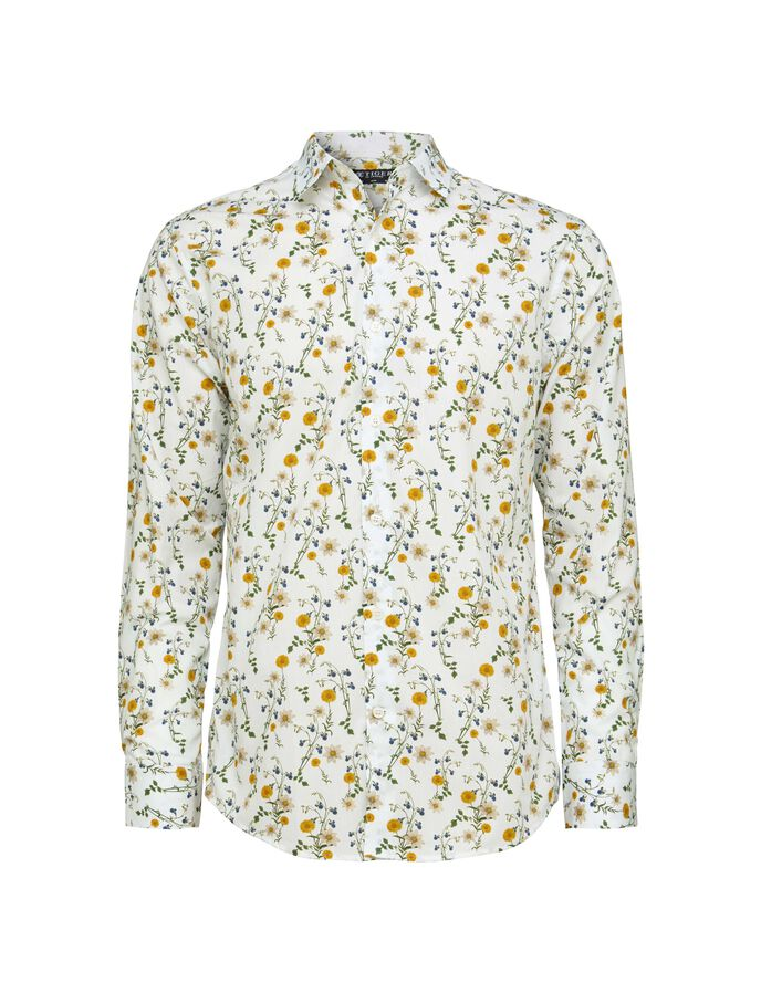 FARRELL 4 SHIRT in Soft White from Tiger of Sweden