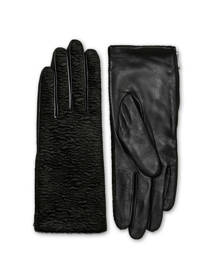 SANDHURST GLOVES in Black from Tiger of Sweden