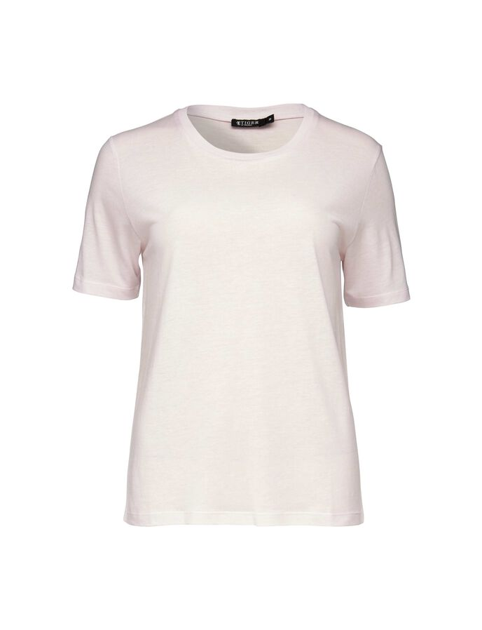 DEIRA T-SHIRT in Pale Pink from Tiger of Sweden