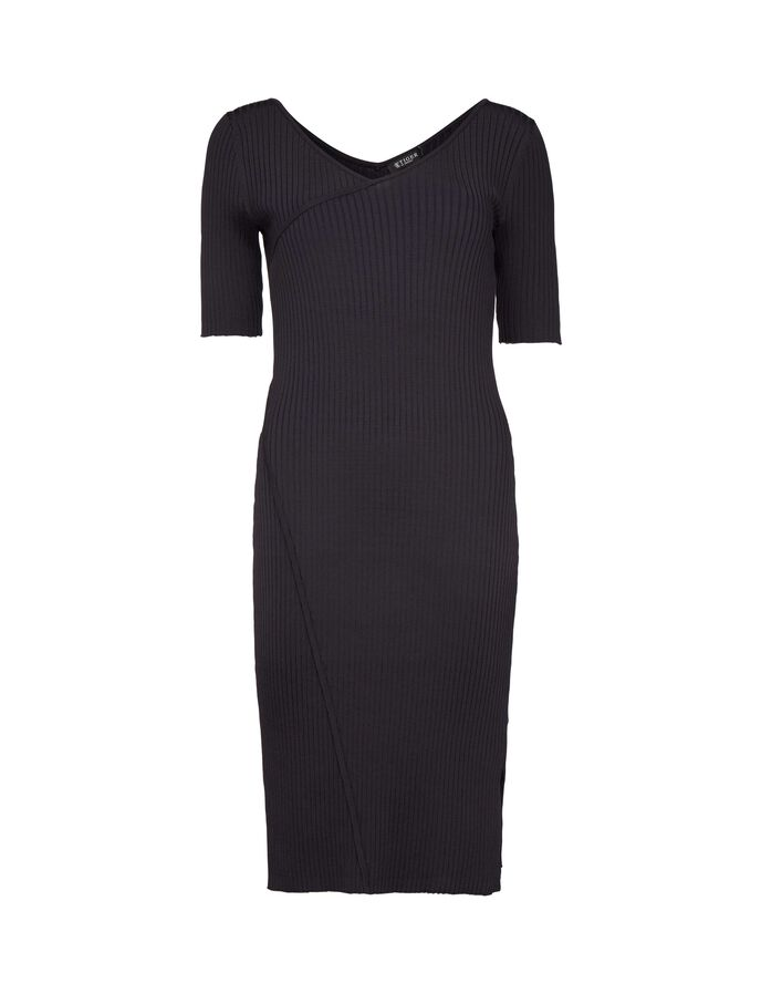 ENIKO DRESS in Deep Well from Tiger of Sweden