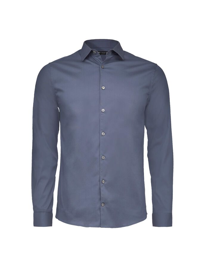 BRODIE SHIRT in Mist Blue from Tiger of Sweden