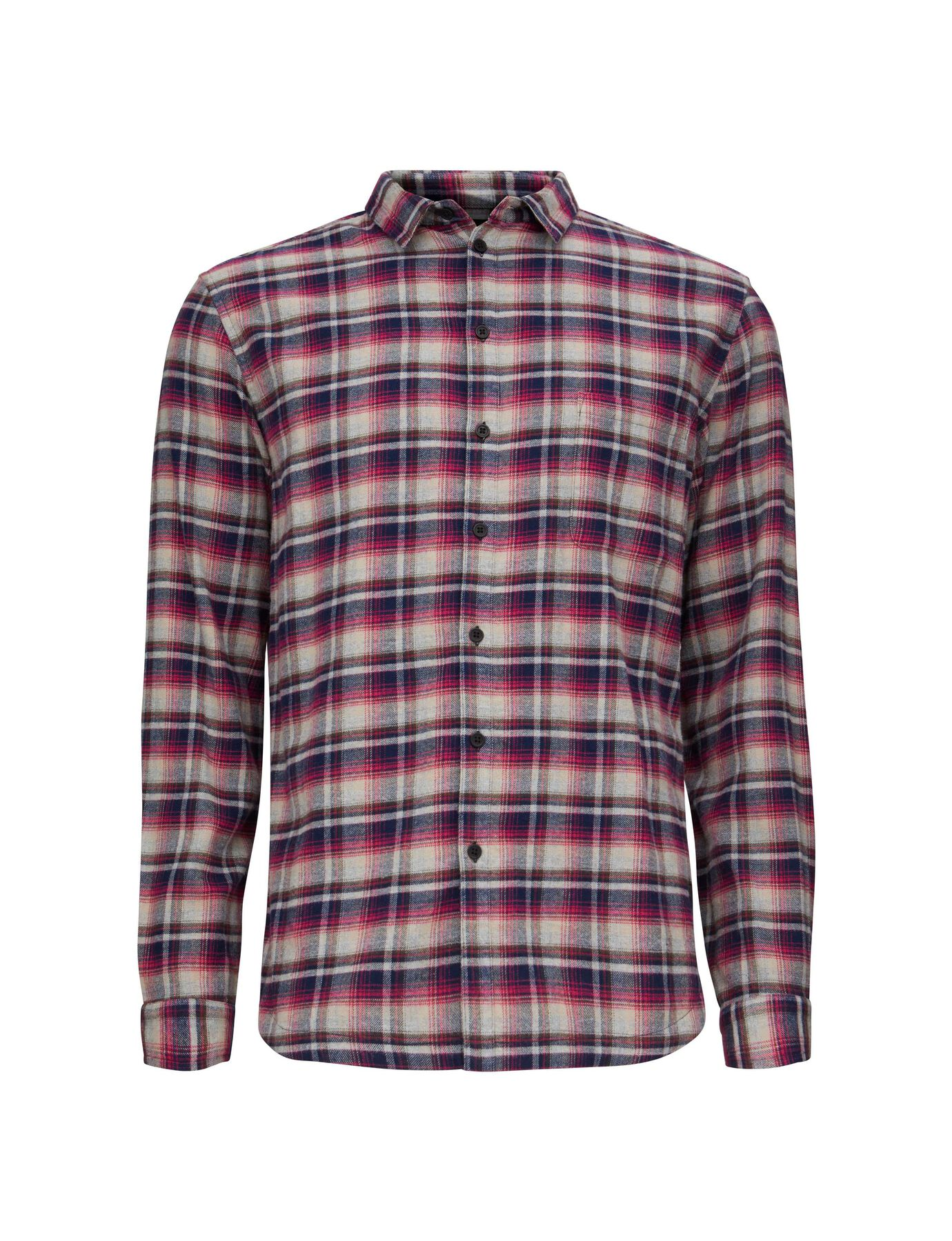 MELLOW CH1 SHIRT in Pattern from Tiger of Sweden