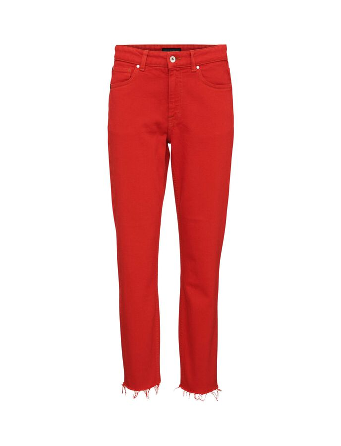 LEA JEANS in Valiant Poppy from Tiger of Sweden