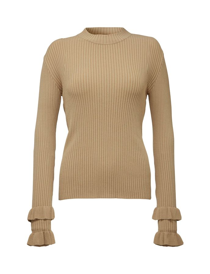KAY PULLOVER  in Summer beige from Tiger of Sweden