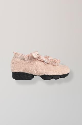 Fergus Seashell Sneakers, Cloud Pink, hi-res