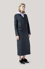 Driggs Coat, Ebony Melange, hi-res